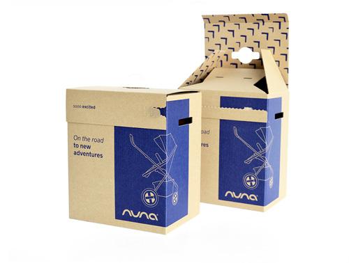 Mock-up Verpakking