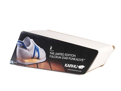 Kartonnen Shoeriser